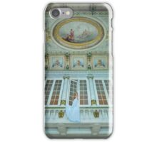 Chateau alla italia iPhone Case/Skin