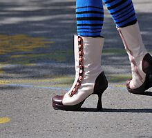 Funky Boots by lamiel