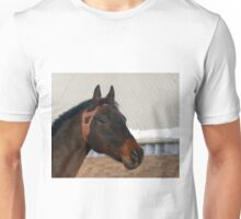 That Distant Look Unisex T-Shirt