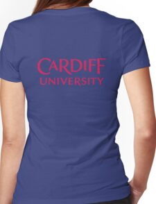 Cardiff University Womens Fitted T-Shirt