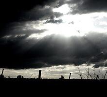 The Dark Rolls In by CameraShy1990