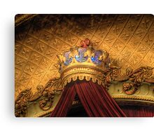 Crown - The State Theatre, Sydney,Australia - The HDR Experience Canvas Print