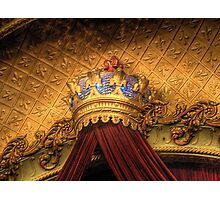 Crown - The State Theatre, Sydney,Australia - The HDR Experience Photographic Print