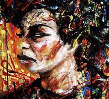 Nina Simone by amoxes