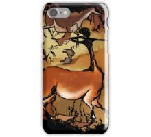 Lascaux Centaur iPhone Case/Skin