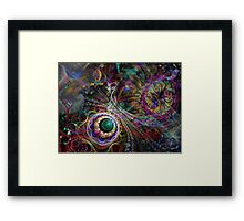 Aerial Excursions Framed Print