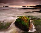 The Paddle Out Rock by Garth Smith