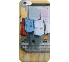 Let it all hang out  iPhone Case/Skin