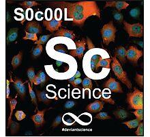 SCIENCE! Photographic Print