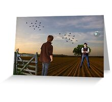 What Do I Stand For? Greeting Card