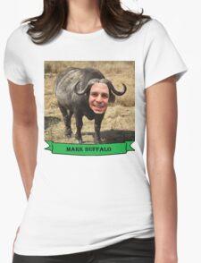 Mark Ruffalo the Buffalo Womens Fitted T-Shirt