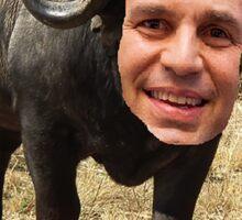Mark Ruffalo the Buffalo Sticker