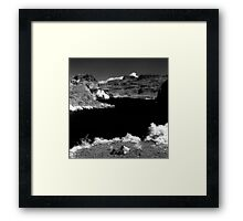 Black Canyon of the Colorado (8/28/2010) Framed Print