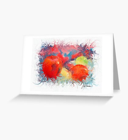 Fruit in Life Greeting Card