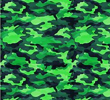 Camo 1 by 10813Apparel