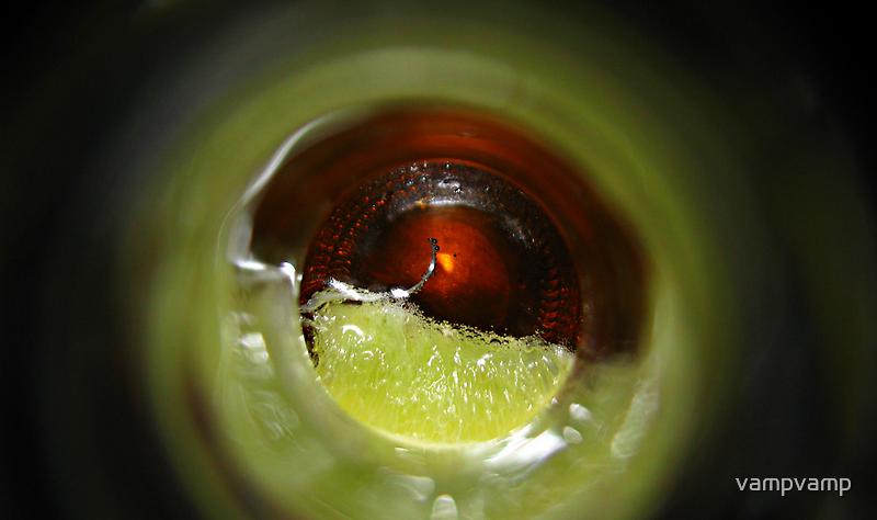 cerveza lime II by vampvamp