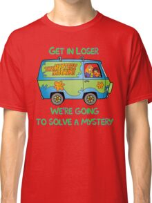 Mean Mystery Girls Classic T-Shirt