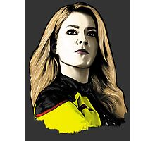 Electra Woman Photographic Print