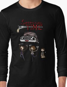 Supernatural Time Long Sleeve T-Shirt