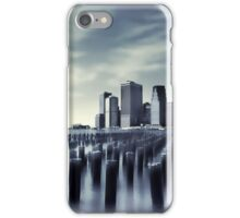 The Blue Hours iPhone Case/Skin