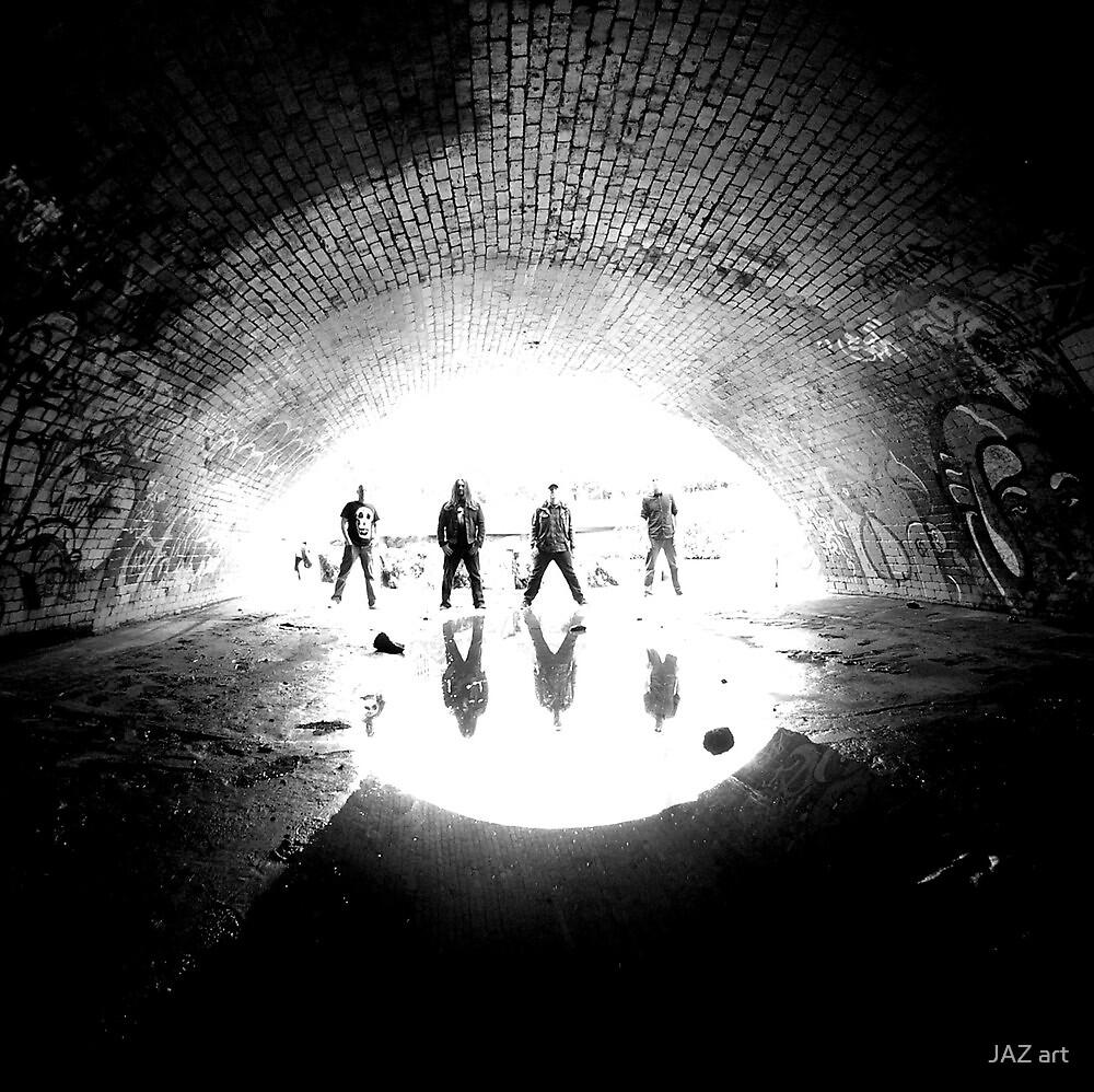 Bronson band  by Jarrod Lees