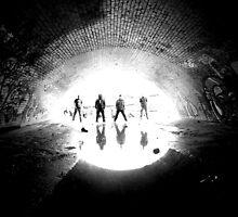Bronson band  by JAZ art