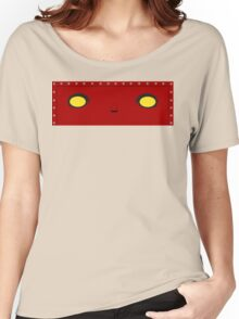 Red Robot Women's Relaxed Fit T-Shirt