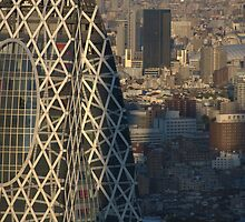 Tokyo Cocoon by Mappert