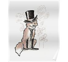 Mr. Fancy Fox Poster