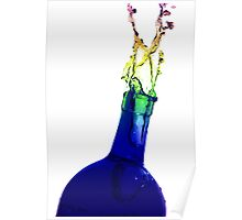 Bottle Art 2 Poster