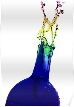 Bottle Art 2 by Brian Dodd