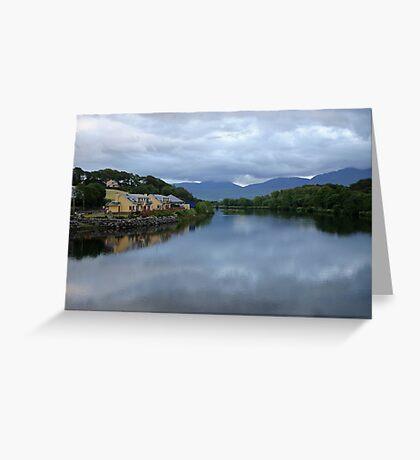 Killorglin County Kerry Ireland Greeting Card