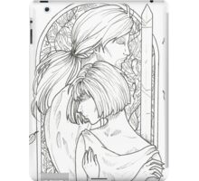 Lovers - Tarot Card iPad Case/Skin