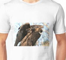 THE GOLDEN EAGLE Unisex T-Shirt