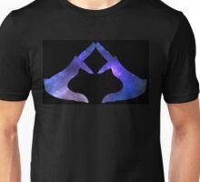 GSS- Galaxy Double hands Unisex T-Shirt