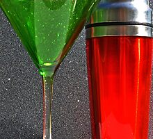 Christmas:  Holiday Martinis Shaken but Not Stirred by Jen Waltmon