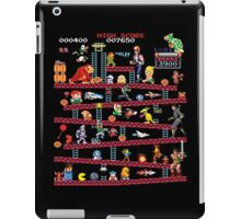 Donkey Kong etc. iPad Case/Skin