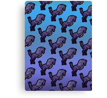Galaxy Horse Canvas Print
