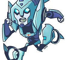 Blurr Transformers Animated by kramzo