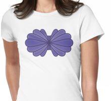 Sea Shell Bra Womens Fitted T-Shirt