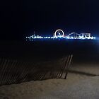 Santa Monica Beach by thyjoss