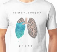 tripping eyes and flooded lungs Unisex T-Shirt