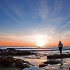 Paradise - Coolum Sunshine Coast Qld Australia by Beth  Wode