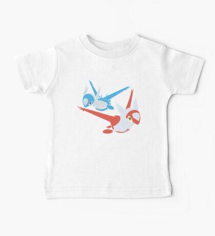 Latias and Latios - Eon Baby Tee
