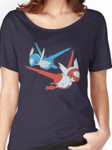 Latias and Latios - Eon Women's Relaxed Fit T-Shirt