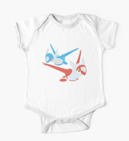 Latias and Latios - Eon One Piece - Short Sleeve