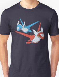 Latias and Latios - Eon Unisex T-Shirt