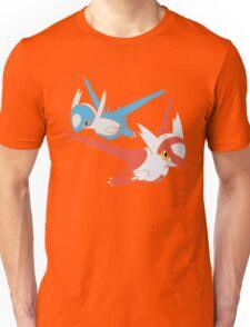 Latias and Latios - Eon Unisex T-Shirt