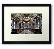 Binondo Church  Framed Print