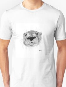 Carl Otter Unisex T-Shirt